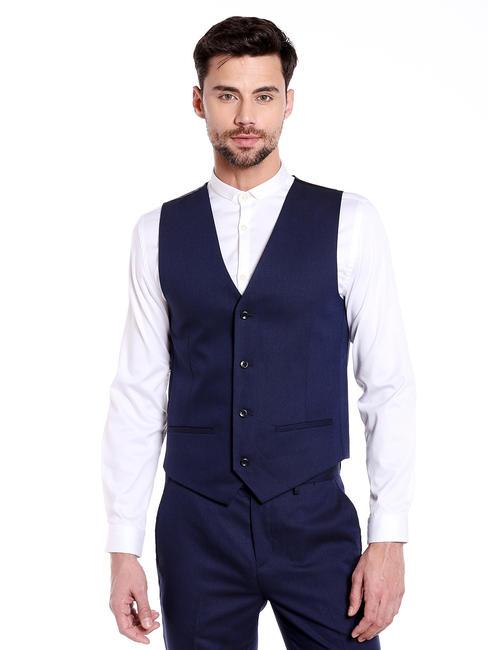 Dark Blue Waistcoat