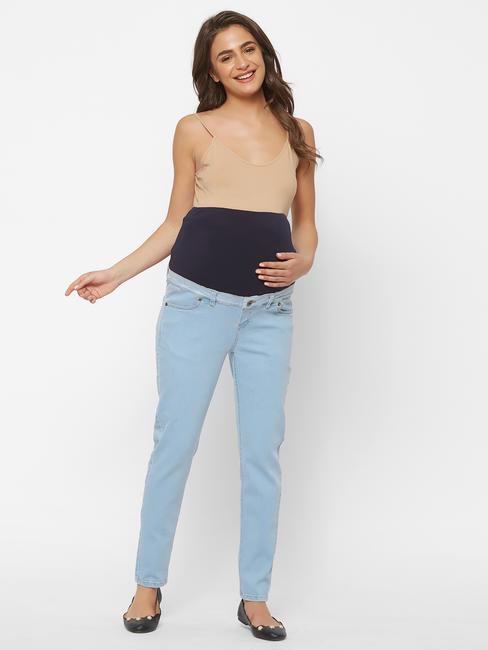 Stylish Maternity Jeans