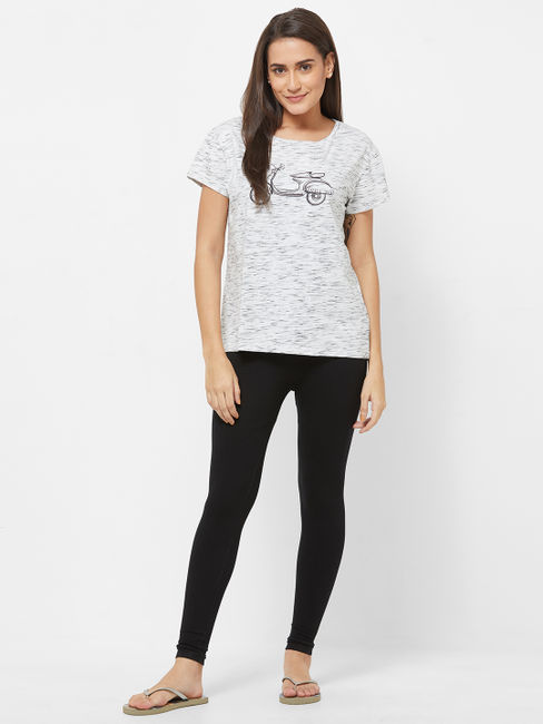 Scooter Lounge Tee