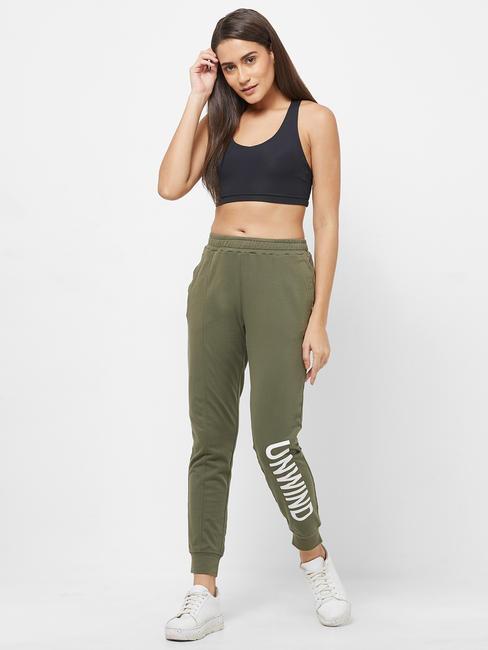 Textured Unwind Track Pants