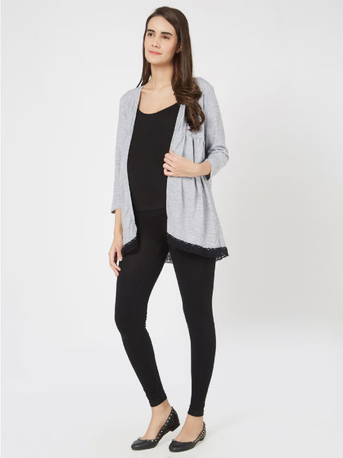 Maternity Knitted Cardigan
