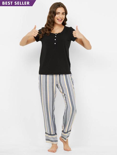 Comfy Top & Pyjama Set