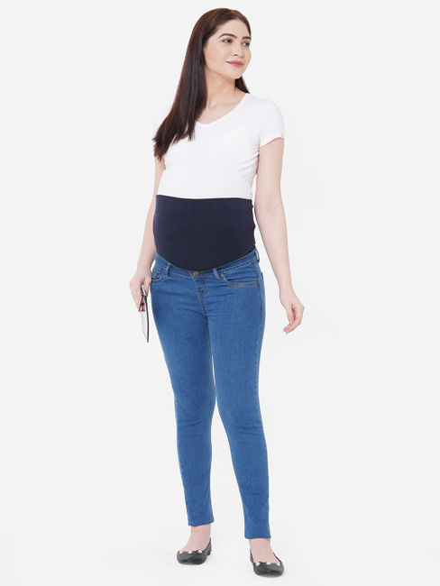 Chic Maternity Jeans