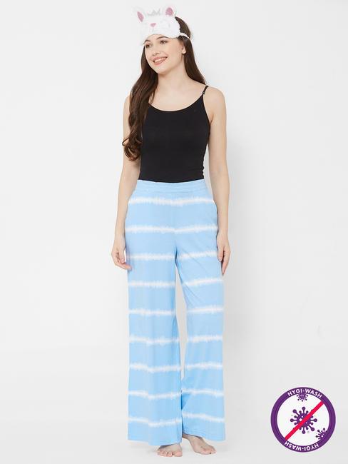 Tie & Dye Palazzo Pyjamas