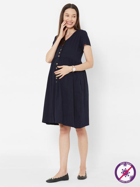 Stylish Maternity Dress