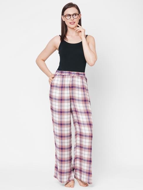 Comfy Checked Pyjamas