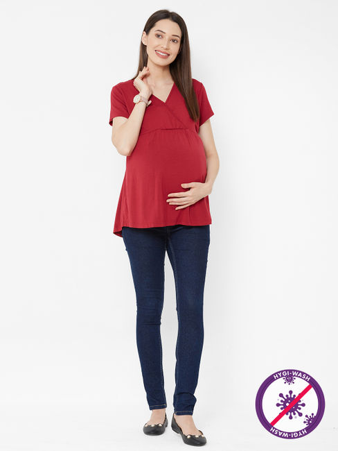 Stylish Maternity Top