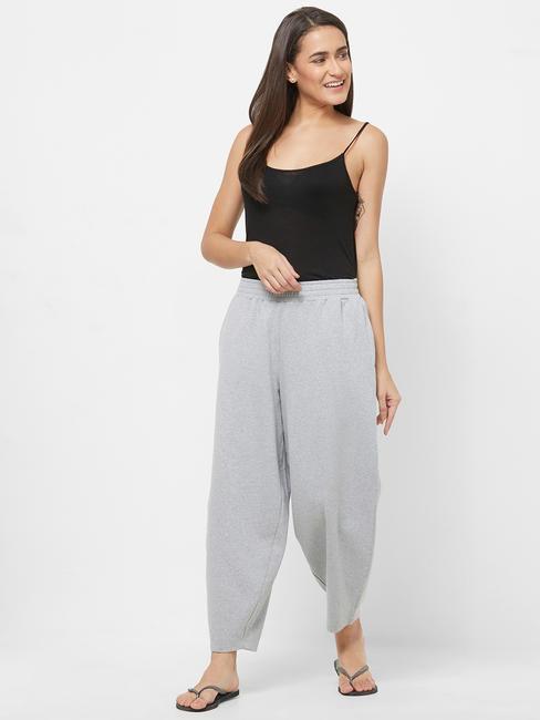Fleecy Grey Lounge Pants