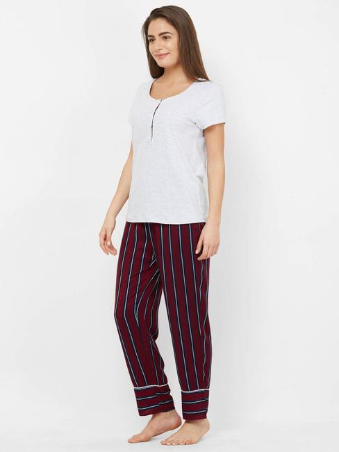 Cosy Top Pyjama Set