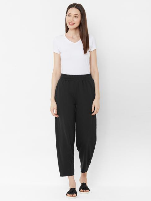 Comfy Black Lounge Pants