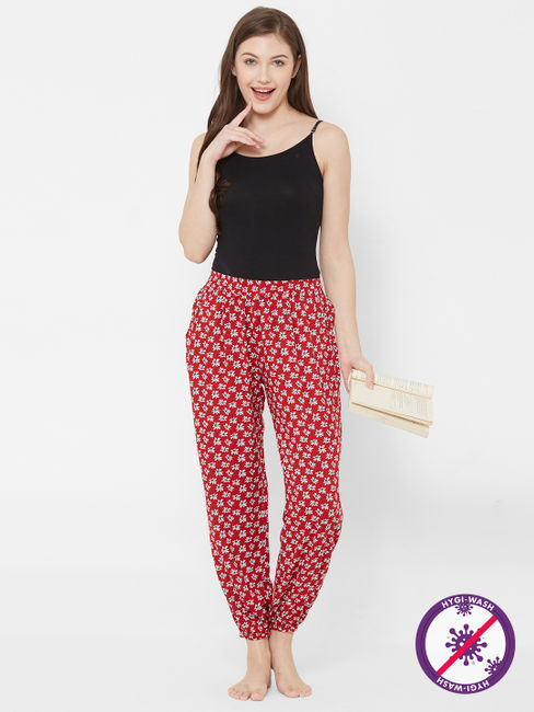 Comfy Floral Pyjama