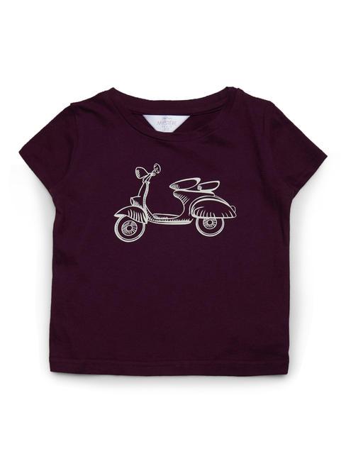 Girls Cool Scooter T-shirt