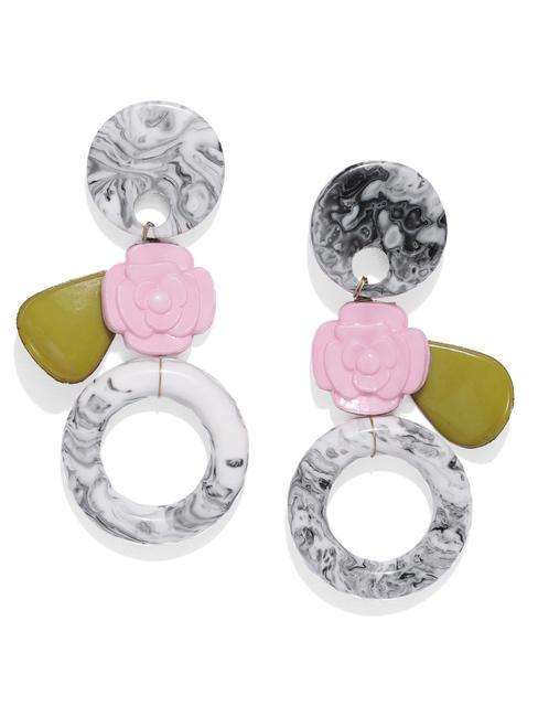 Acrylic Drop Earrings
