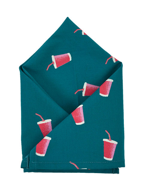 Brocode Classic Mens My MilkshakePocket Square