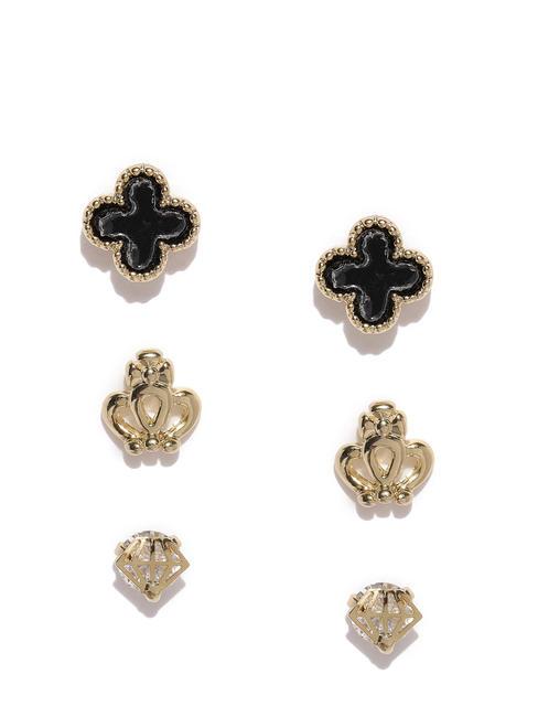 Set Of 3 Stud Earring For Girls