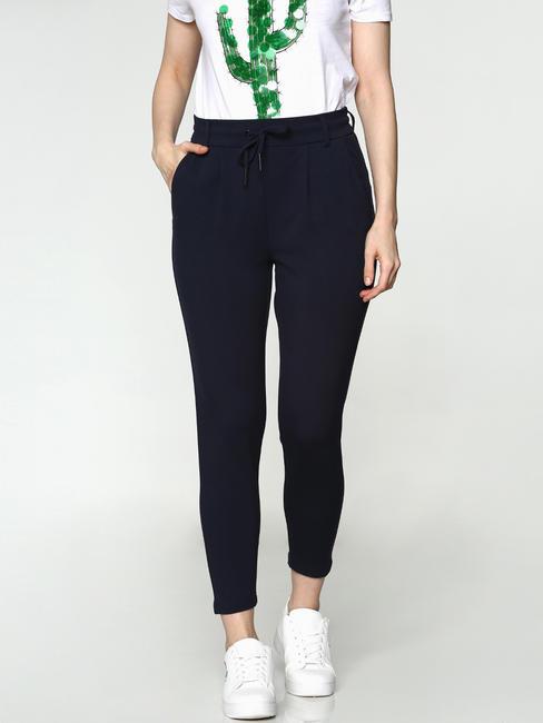 vy Mid Rise Drawstring Slim Pants