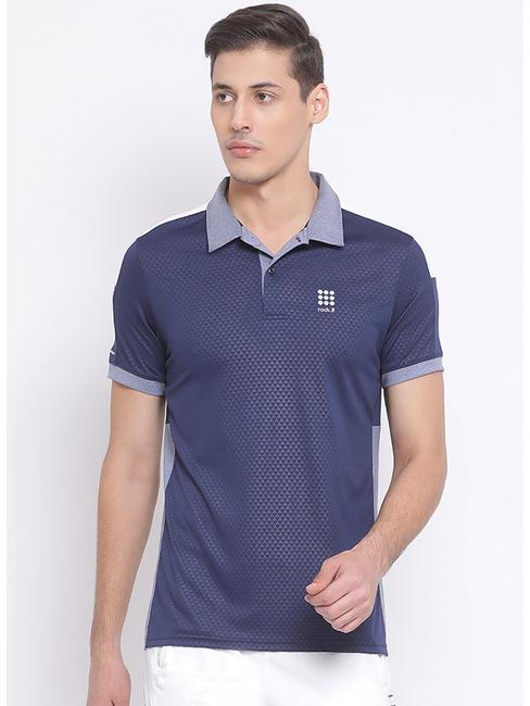 Rockit D.Grey Collar Regular Fit T-Shirt