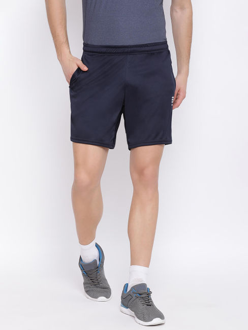 Rockit Navy Na Regular Fit Shorts