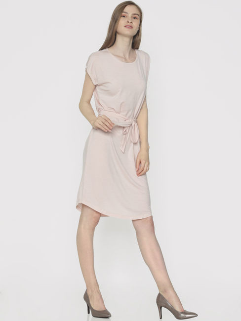 Rose Shift Dress