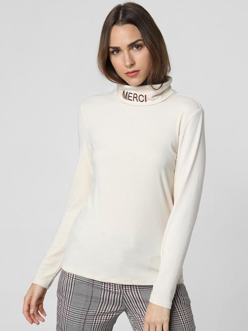 Off-White Merci Print Pullover