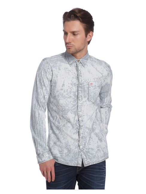 Casual Stripes Shirt