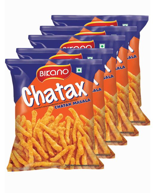 Bikano Chatax-chatak masala 90 gm (Pack of 5)