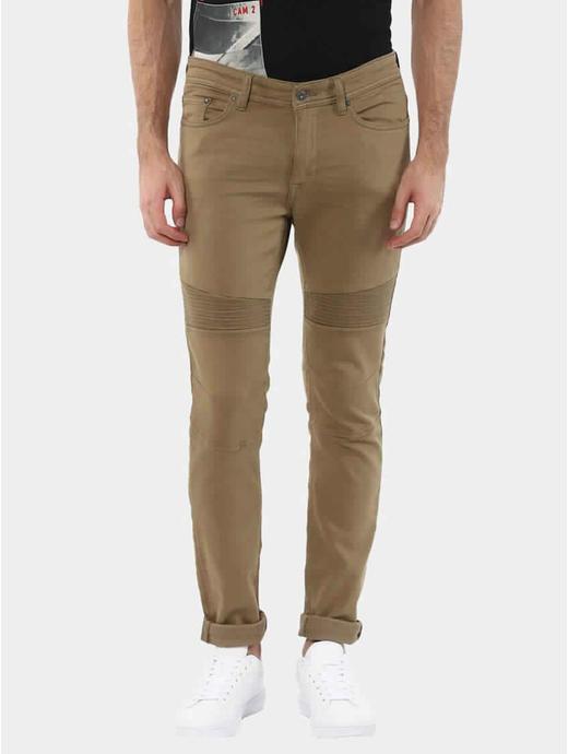 Joker Brown Straight Jeans