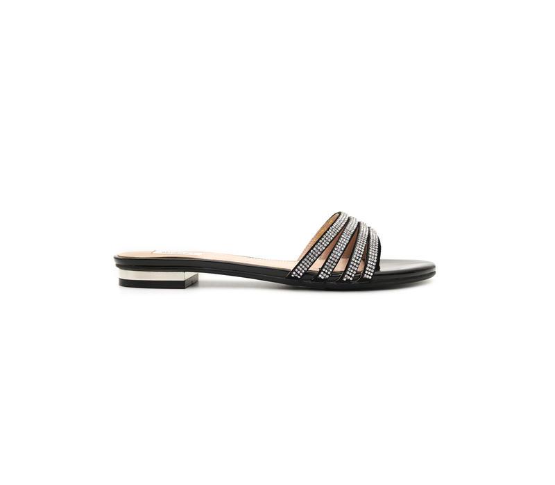 Studded Four Stripes Slip-On