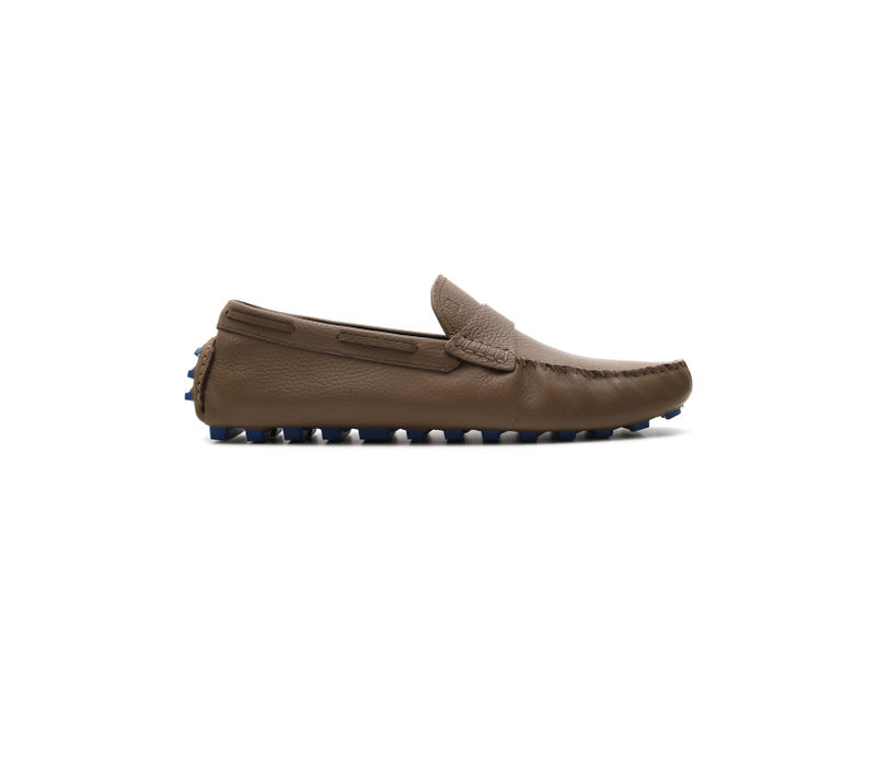 Panelled Moccasins