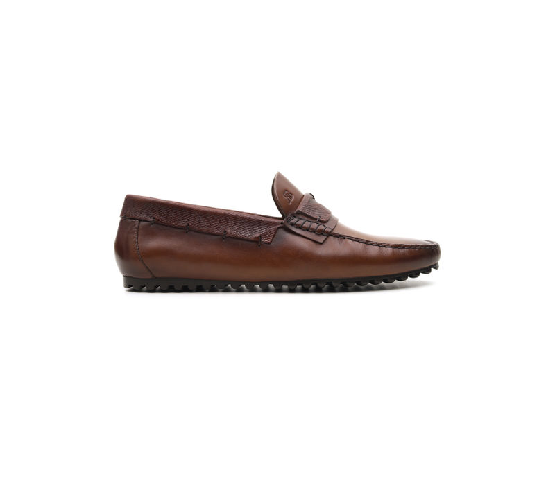 Genuine Leather Moccasins
