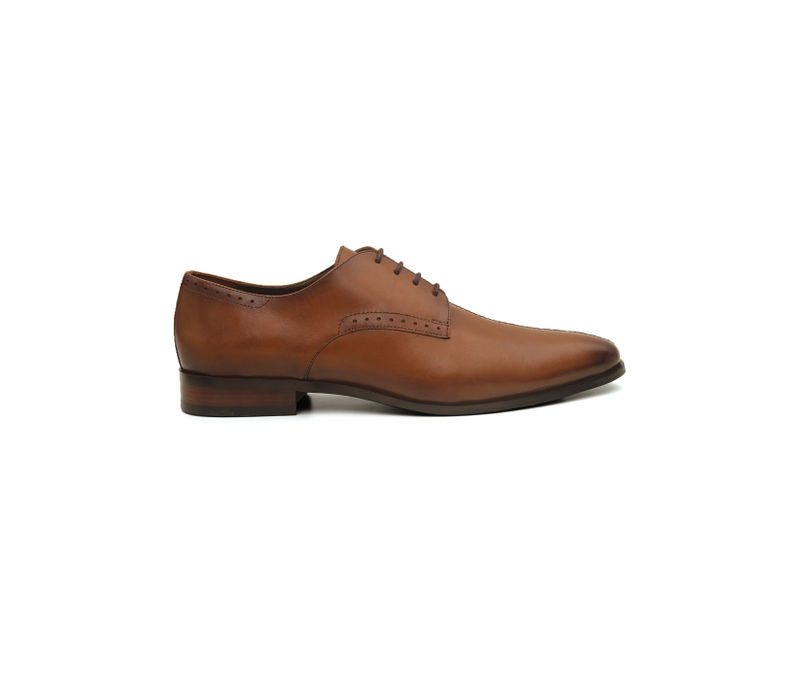 Pointed Toe Derby Shoes
