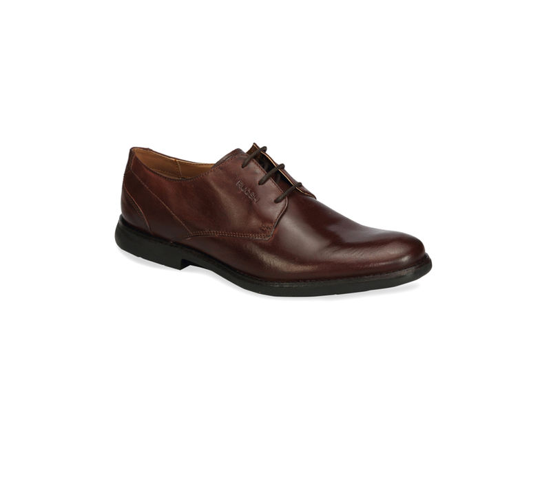 Semi-formal Lace-ups - Brown