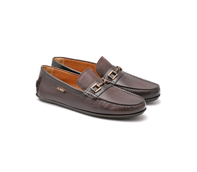 Drivair Slip-on - Brown