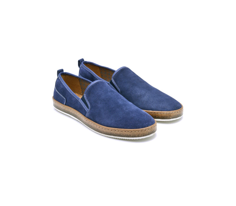 Sneakers Slip-on - Blue