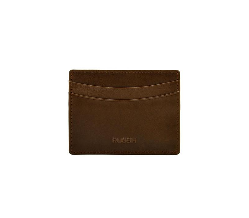 Brown Card Case
