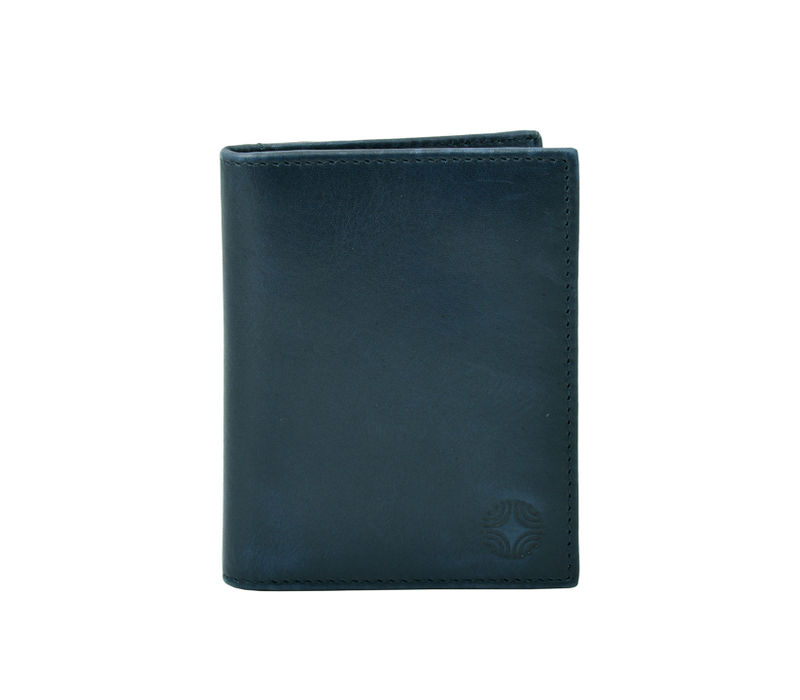 Blue Card Case