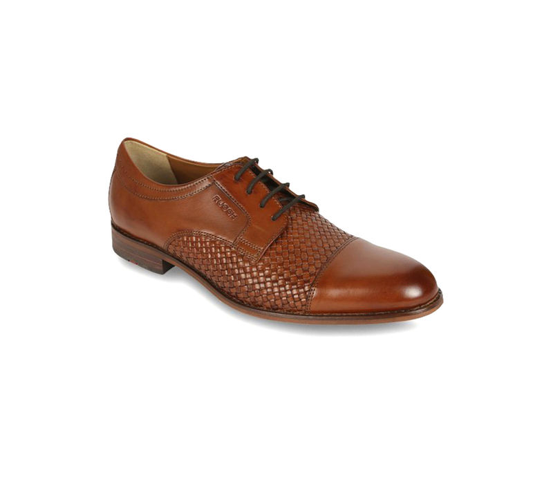 Occasion Lace-ups - Tan