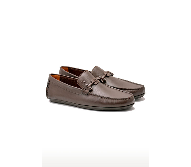 Drivair Slip-on - Brown