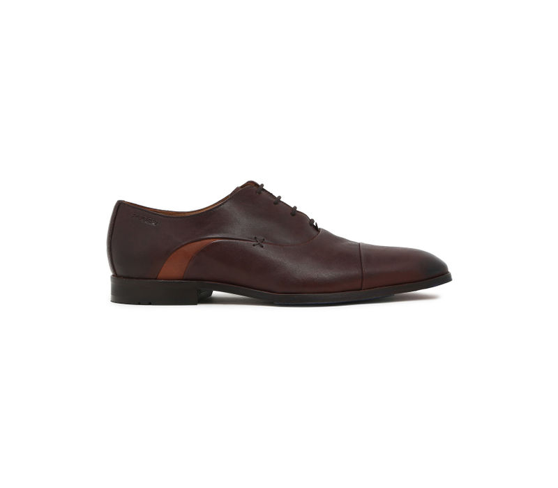 Ergotech Classic Lace-ups - Brown