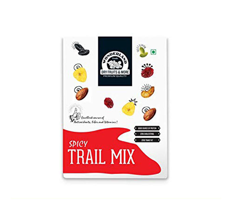 Spicy Trail Mix 200gm