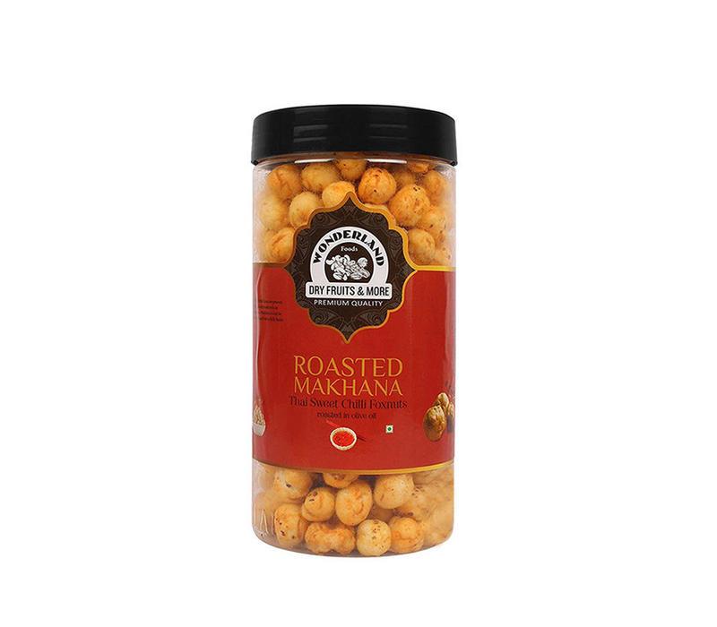 Roasted Makhana Thai Sweet Chilli 100gm