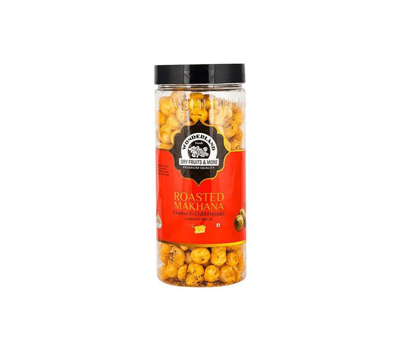 Roasted Makhana Cheese & Chilli 300gm (100gm x 3)