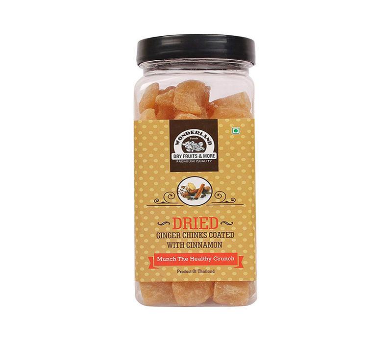 Dried Ginger Cinnamon 200gm
