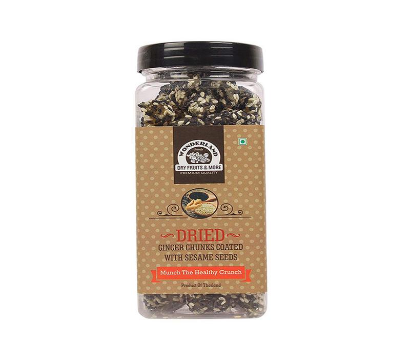 Dried Ginger Sesame Seeds 200gm