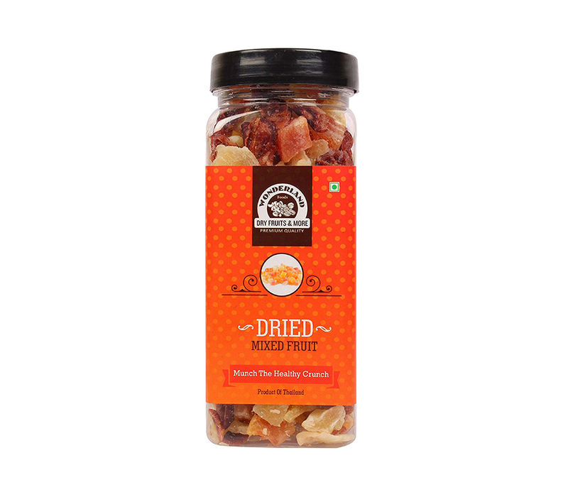 Dried Mixed Fruit 200gm