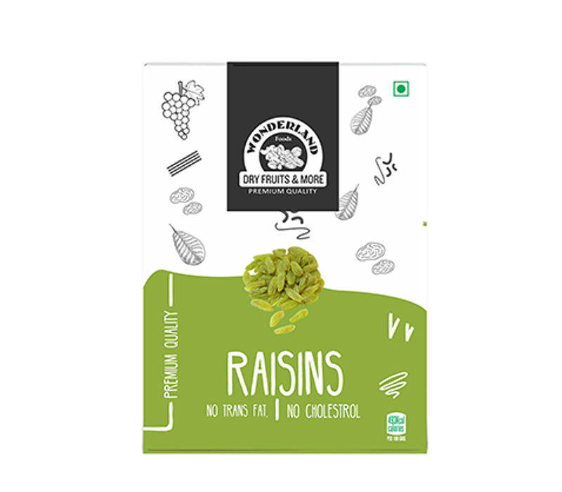 Plain Raisins 200gm