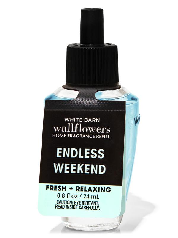Endless Weekend Wallflowers Fragrance Refill
