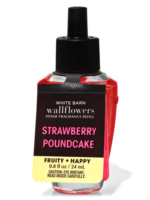 Strawberry Pound Cake Wallflowers Fragrance Refill