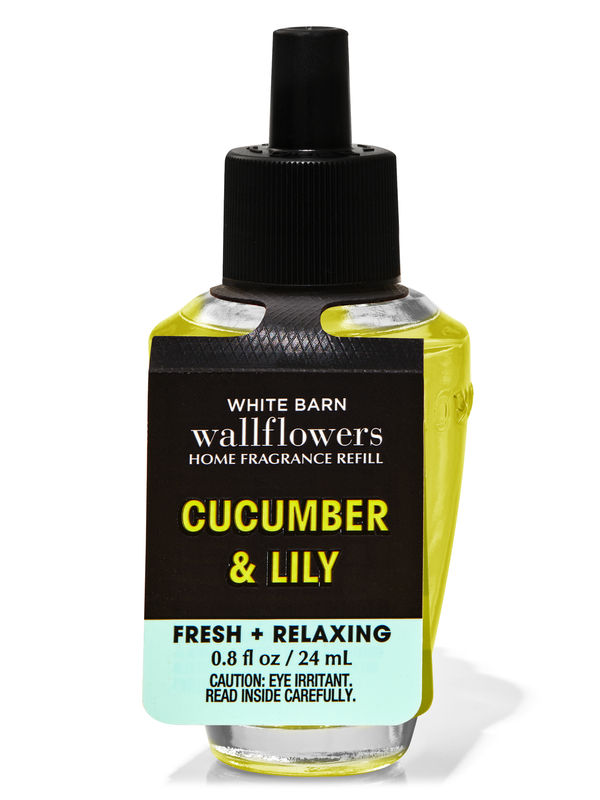 Cucumber & Lily Wallflowers Fragrance Refill