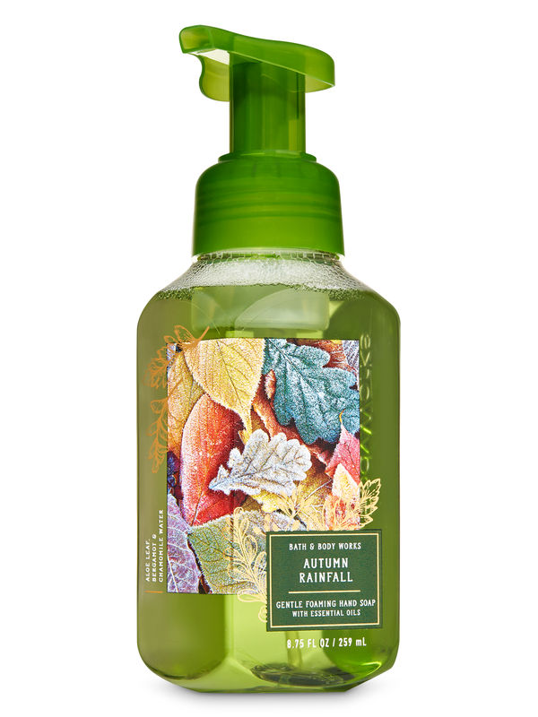Autumn Rainfall Gentle Foaming Hand Soap